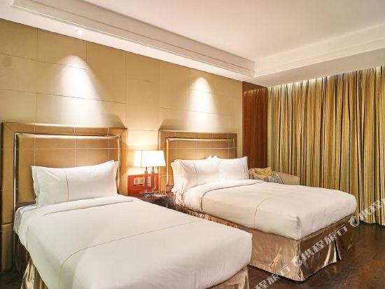 麥新格國際酒店(上海迪士尼店)(Maixinge International Hotel)豪華雙床房