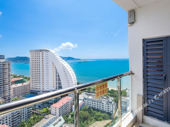Coconut Island Sea View Apartment (Sanya Bay)