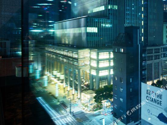三井花園飯店日本橋普米爾(Mitsui Garden Hotel Nihonbashi Premier(September 13th, 2018  New Open))酒吧