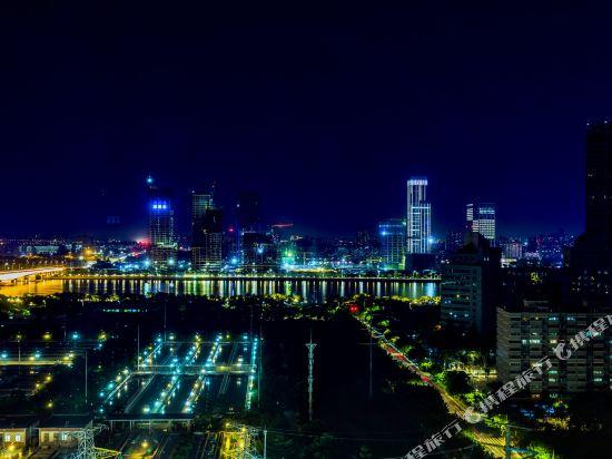 SA漢谷藝術主題公寓(廣州珠江新城店)(SAHangu Art Themed Apartment)眺望遠景