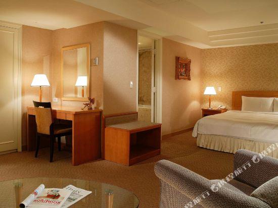 台北神旺大飯店(San Want Hotel)特斯拉豪華大床房