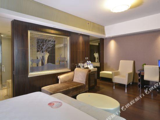 北京長白山國際酒店(Changbaishan International Hotel)豪華間