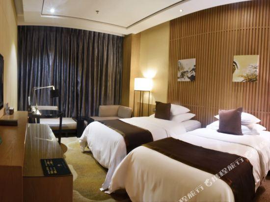 珠海棕泉水療酒店(Palm Spring Hotel)高級雙床房