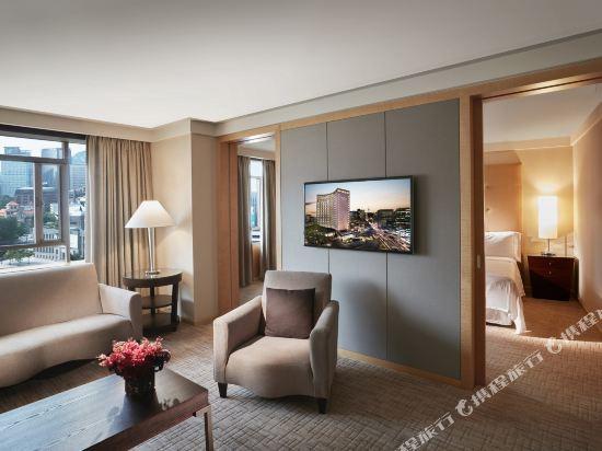 首爾威斯汀朝鮮酒店(The Westin Chosun Hotel Seoul)行政套房
