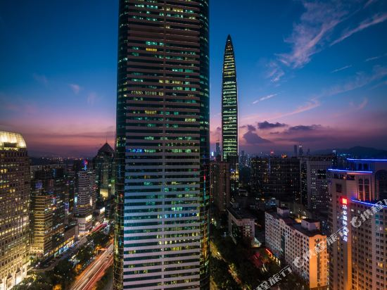 美豪酒店(深圳羅湖大劇院萬象城店)(Mehood Theater Hotel (Shenzhen Luohu Grand Theater The MIXC))雅緻行政套房