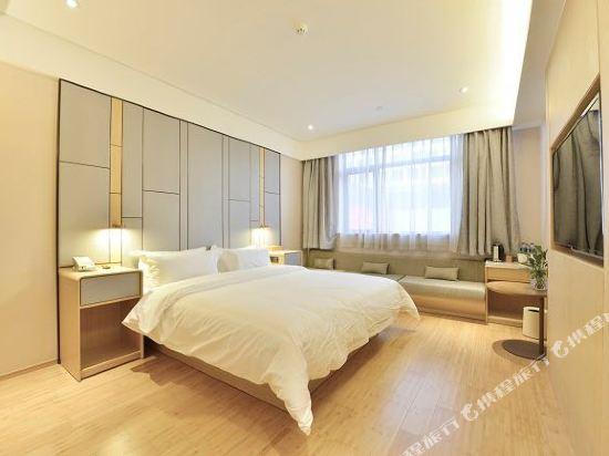 宿適輕奢酒店(上海漕河涇虹橋店)(Sushi Hotel (Shanghai Caohejing Hongqiao))輕奢大床房