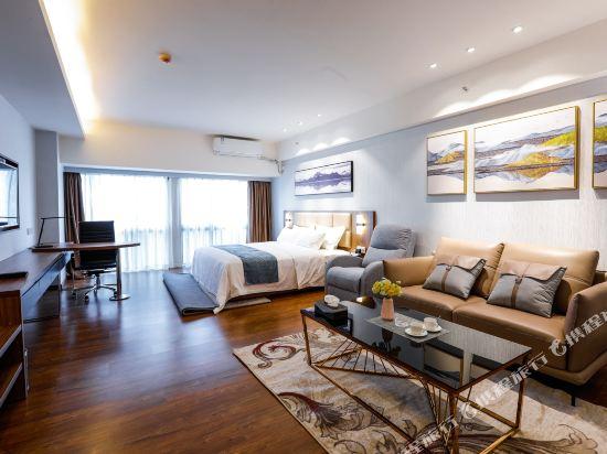 佛山雲谷酒店式公寓高級行政大床房