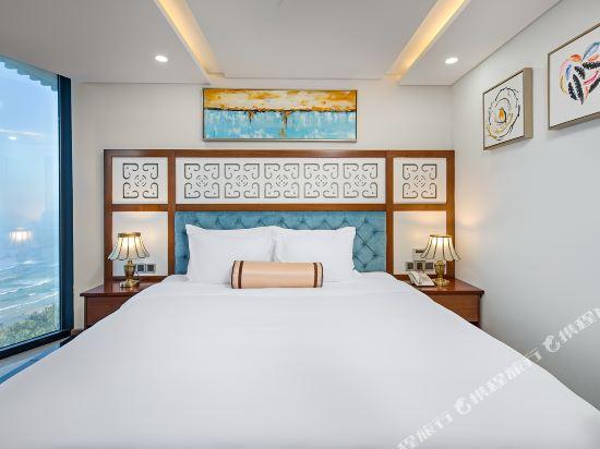 峴港海灘巴利斯德利酒店(Paris Deli Danang Beach Hotel)兩卧室公寓B