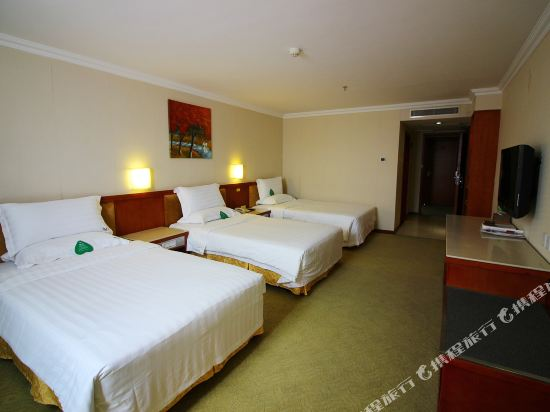 珠海L Hotel蓮花店高級三人房