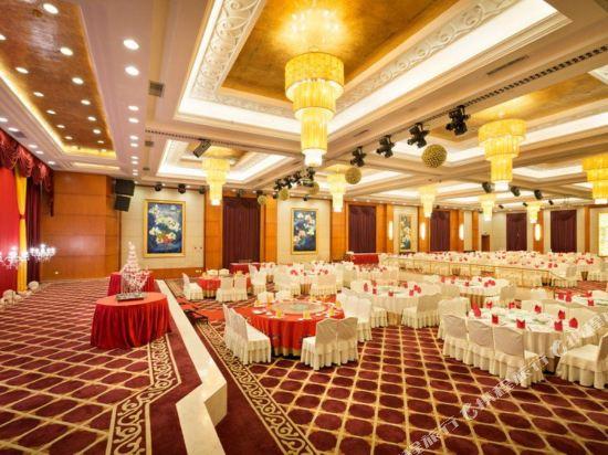 三正半山酒店(東莞橋頭店)(Goodview Hotel (Dongguan Qiaotou))多功能廳