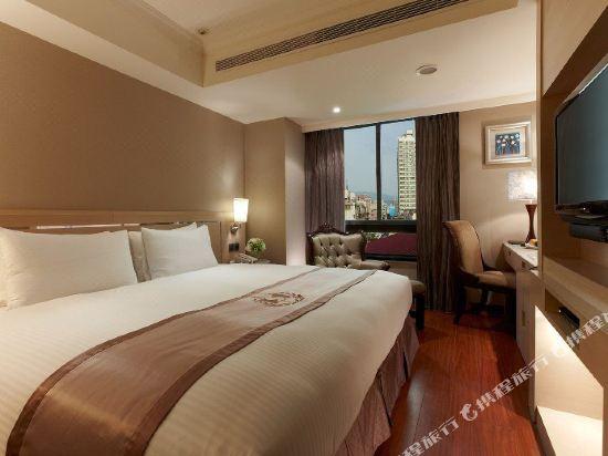 香城大飯店(台中店)(TAICHUNG CHARMING CITY HOTEL)商務客房