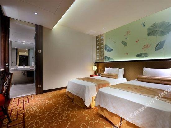 台北圓山大飯店(The Grand Hotel)標準客房(無窗)