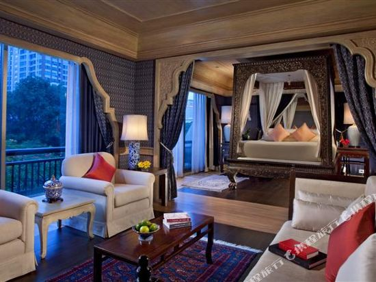 曼谷瑞士奈樂特公園酒店(Swissotel Nai Lert Park Bangkok)皇家套房