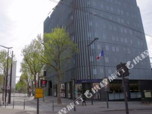 巴黎世博Pte凡爾賽諾富特全套房酒店(Novotel Suites Paris Expo Pte Versailles)