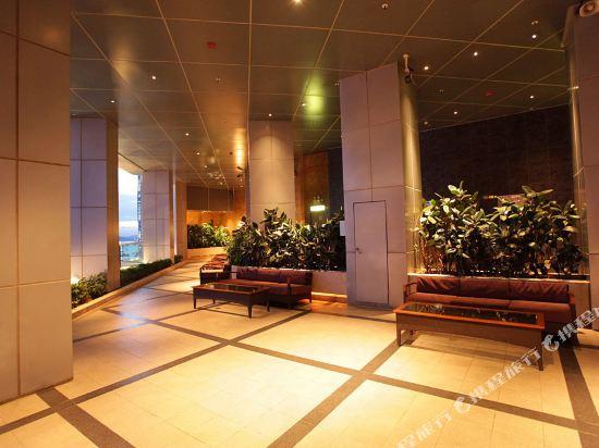 香港麗景酒店(原隆堡國際麗景酒店)(Hotel Panorama)公共區域