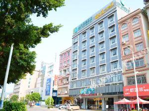 城市便捷酒店(蒼梧店)