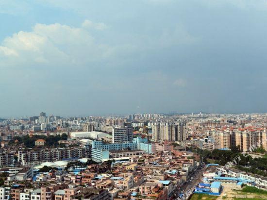 東莞萬達文華酒店眺望遠景
