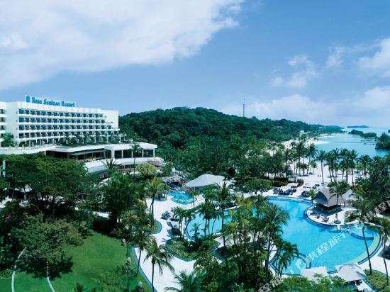 新加坡香格里拉聖淘沙度假村(Shangri-La's Rasa Sentosa Resort & Spa Singapore)