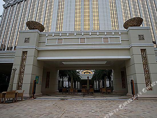 澳門悅榕莊(Banyan Tree Macau)外觀