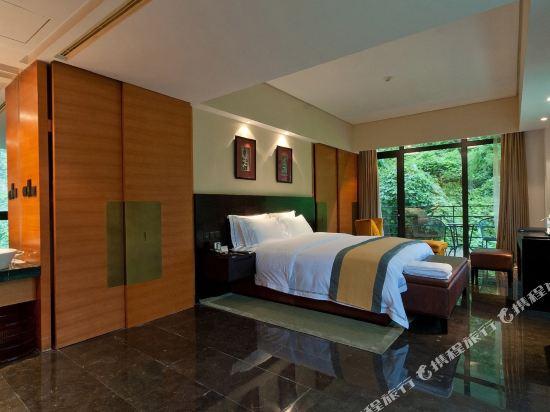 溧陽涵田度假村酒店(Hentique Resort & Spa)山景大床房