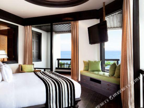 峴港洲際陽光半島度假酒店(InterContinental Danang Sun Peninsula Resort)度假經典露台套房