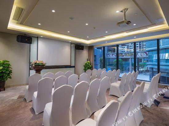 中山利和希爾頓花園酒店(Hilton Garden Inn (Zhongshan Lihe))會議室