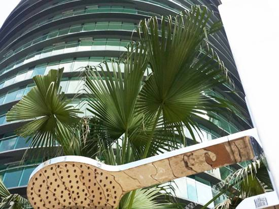 吉隆坡頂層公寓式酒店