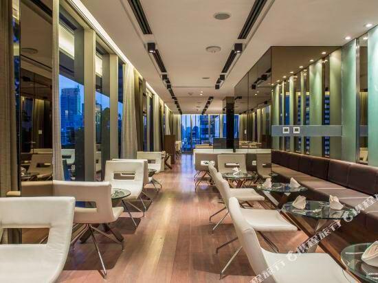 曼谷安曼納酒店(Amara Bangkok Hotel)行政酒廊