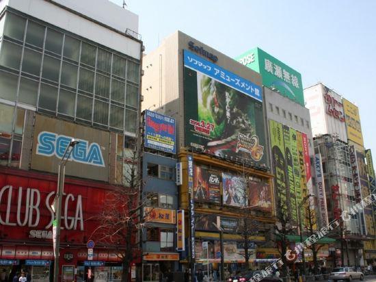 東京希爾頓酒店(Hilton Tokyo)周邊圖片