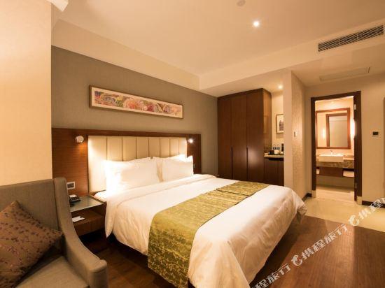 上海陸家嘴聯洋和頤酒店和頤惠選大床房(無窗)