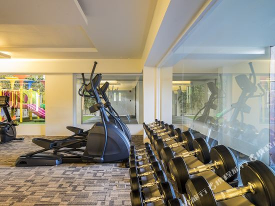 G華欣度假酒店及購物中心(G Hua Hin Resort & Mall)健身房