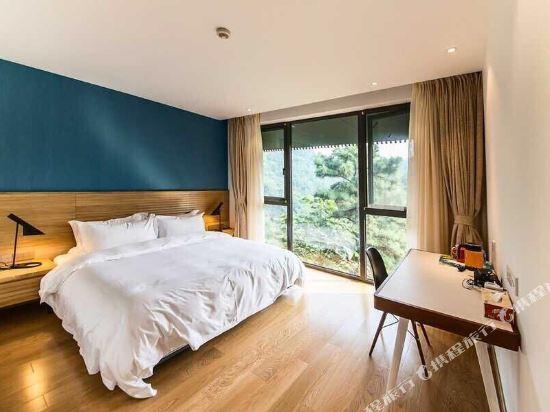 溧陽美岕山野温泉度假村(Meijie Mountain Hotspring Resort)五居室別墅