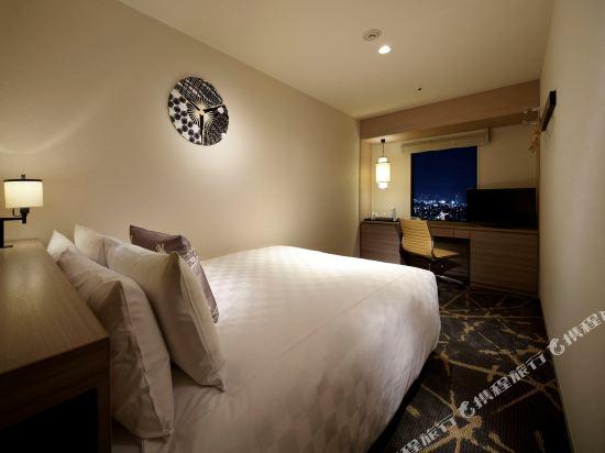 東京太陽城王子大酒店(Sunshine City Prince Hotel Tokyo)全景樓層小型大床房