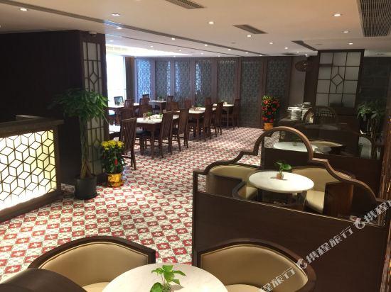香港朗逸酒店(Largos Hotel)咖啡廳