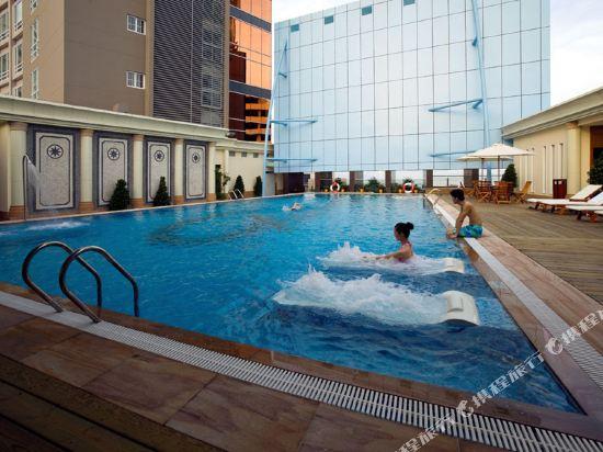 珠海來魅力假日酒店(Charming Holiday Hotel)健身娛樂設施