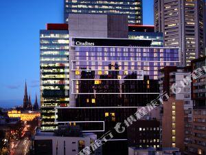 墨爾本伯克馨樂庭酒店(Citadines on Bourke Melbourne)