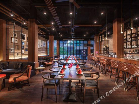 曼谷克雷斯典藏大都會酒店-雅詩閣有限公司(Metropole the Crest Collection by the Ascott Limited Bangkok)餐廳
