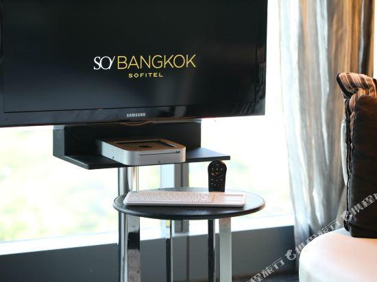 曼谷索菲特特色酒店(SO Sofitel Bangkok)IMG_0400