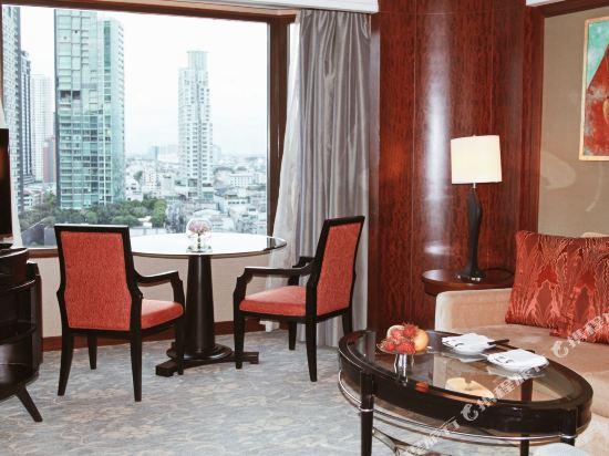 曼谷香格里拉酒店(Shangri-La Hotel Bangkok)香格里拉樓行政套房