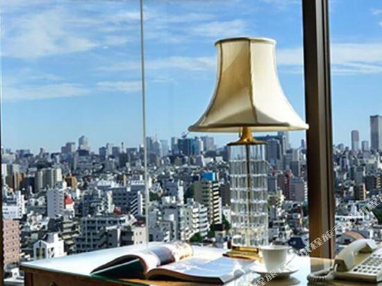 東京椿山莊大酒店(Hotel Chinzanso Tokyo)城景現代_經典行政套房