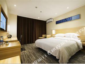 城市便捷酒店(上海醉白池地鐵站鬆匯中路店)