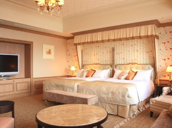 大阪蒙特利格拉斯米爾酒店(Hotel Monterey Grasmere Osaka)格拉斯米爾雙床房