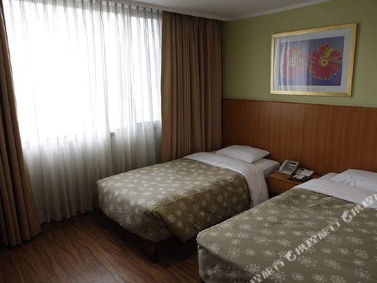 東大門域多利酒店(Victoria Hotel Dongdaemun)標準雙床房