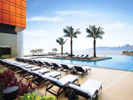 澳門美高梅酒店(MGM Macau)室外游泳池