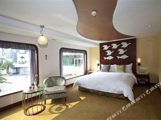 深圳鴻隆明華輪酒店(Cruise Inn)大副山景房