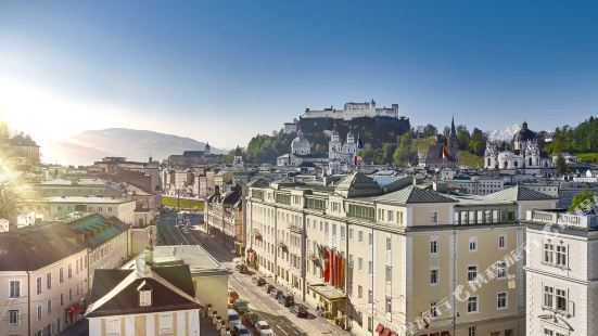 Hotel Sacher Salzburg-The Leading Hotels of The World