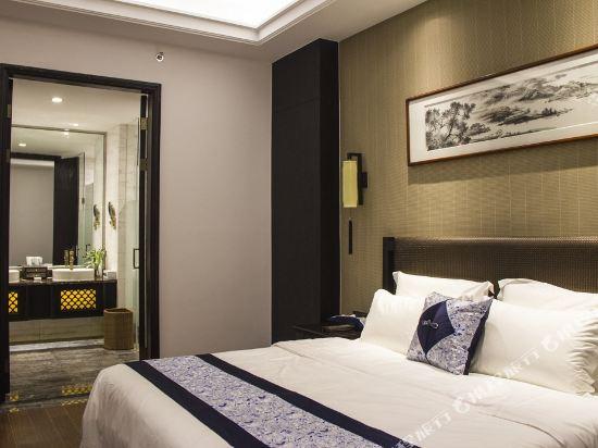 溧陽天目湖南山竹海客棧(御水温泉精品酒店)(Nanshan Zhuhai Inn)大床房