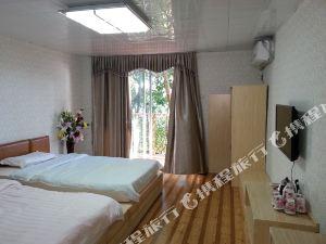 深圳市大鵬新區鑫藍海岸民宿(Shenzhen Dapeng New District Blue Coast Hostel)