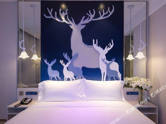 桔子酒店·精選(昆明翠湖店)(Orange Hotel Select (Kunming Green Lake))大床房
