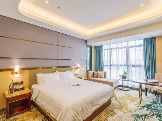 珠海拱北東方印象大酒店(The Oriental Impression Hotel)商務大床房